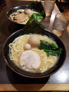 Foto von Ramen im Ikkakuya