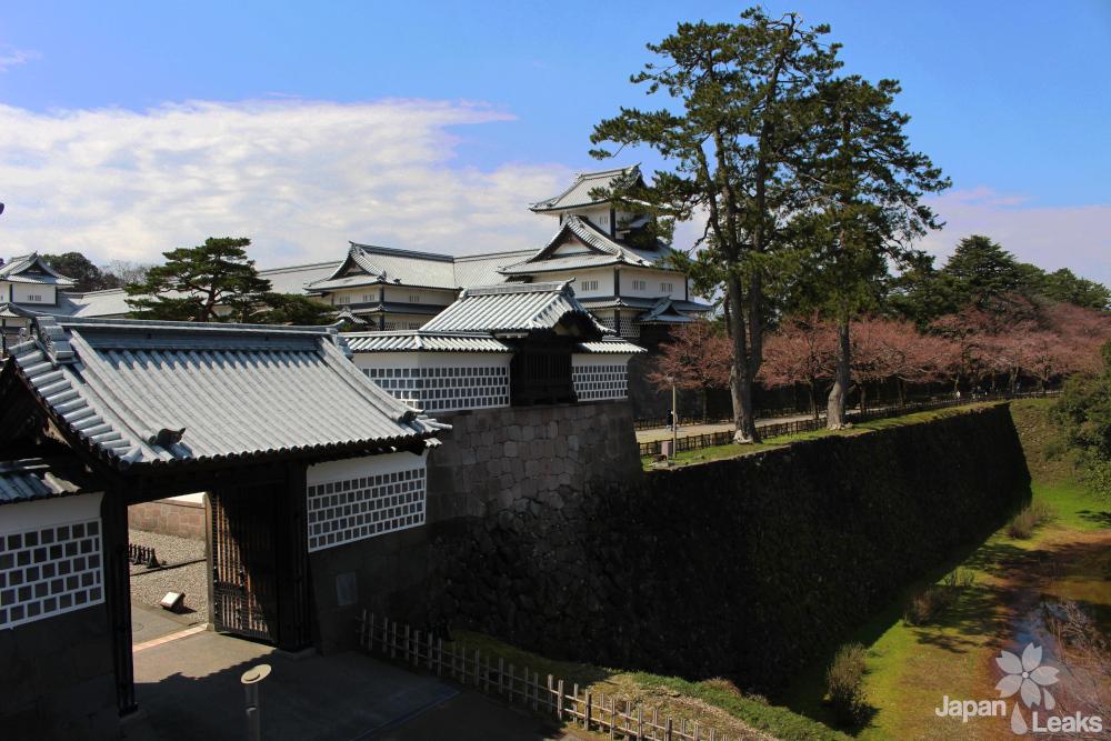 Burg Kanazawa