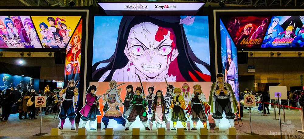 Kimetsu no Yaiba auf der Jump Festa 2019