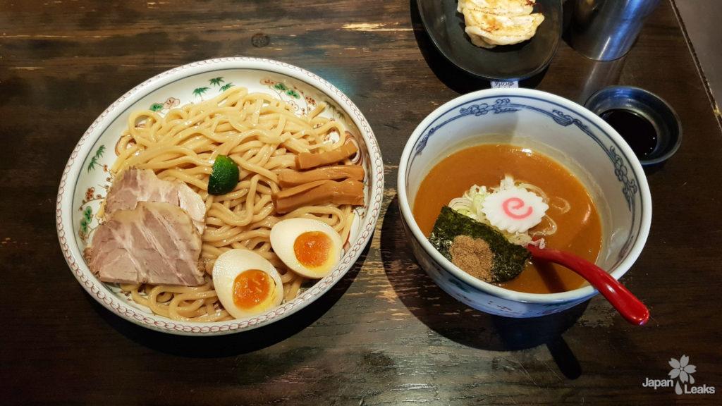 Foto von Tsukemen